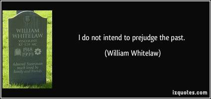 William Whitelaw's quote
