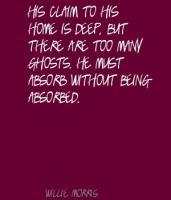 Willie Morris's quote #7