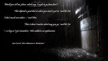 Wonderland quote