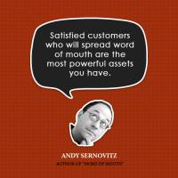 Word-Of-Mouth quote #2