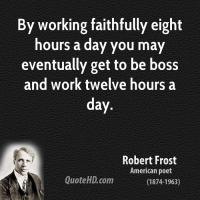 Working Day quote #2