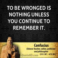 Wronged quote #1