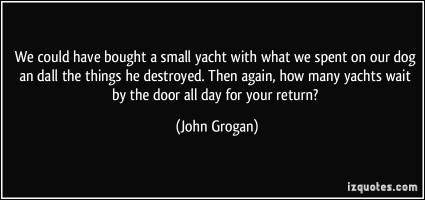 Yachts quote