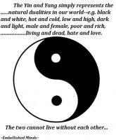 Yin quote #1