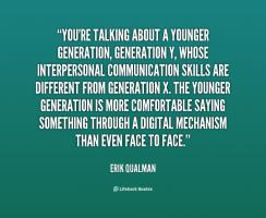 Younger quote