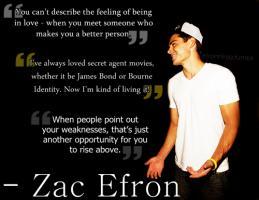 Zac Efron quote #2