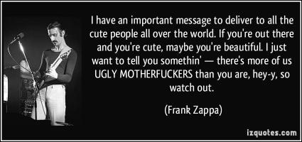 Zappa quote #2