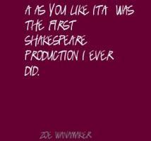 Zoe Wanamaker's quote #5